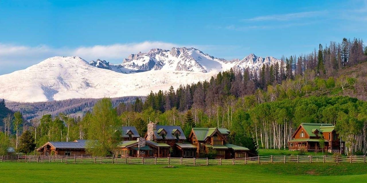 Home Ranch Clark Coloraod