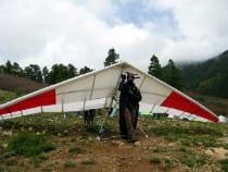 Anytime Above Hang Gliding Evergreen