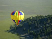 Colorado Hot Air Balloon Rides Hartsel