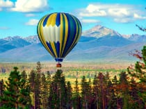 Grand Adventure Balloon Tours Fraser