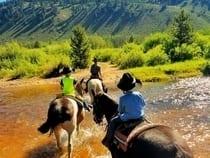 Rawah Guest Ranch Glendevey
