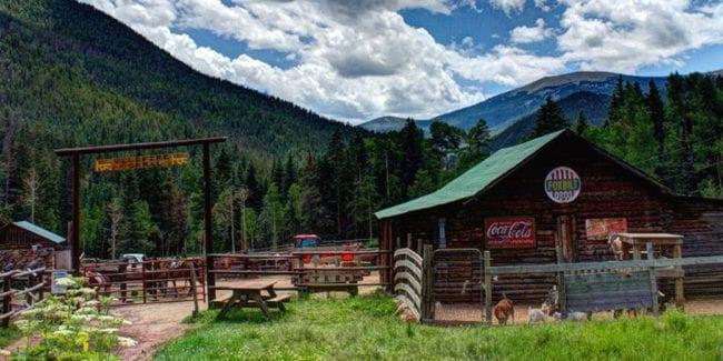 Tumbling River Ranch Grant Colorado