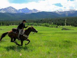 Wind River Ranch Estes Park Colorado