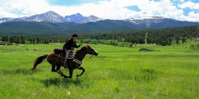 Wind River Ranch Estes Park Colorado