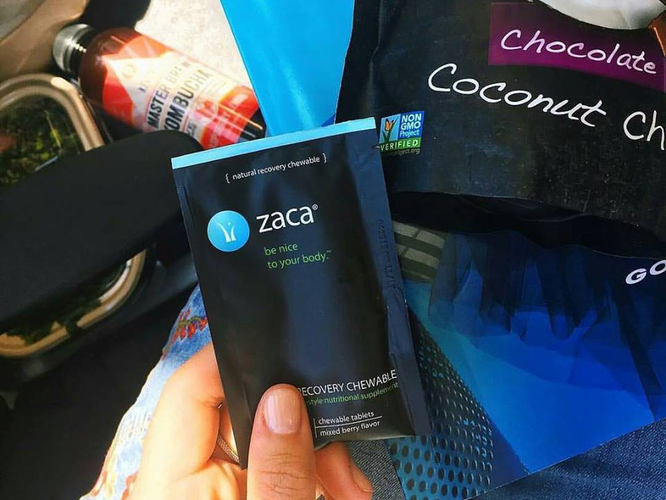 Zaca Recovery Chewable Travel