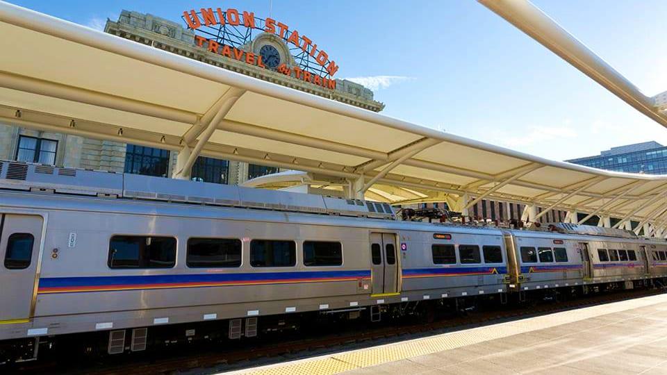 RTD Light Rail Denver Union Station