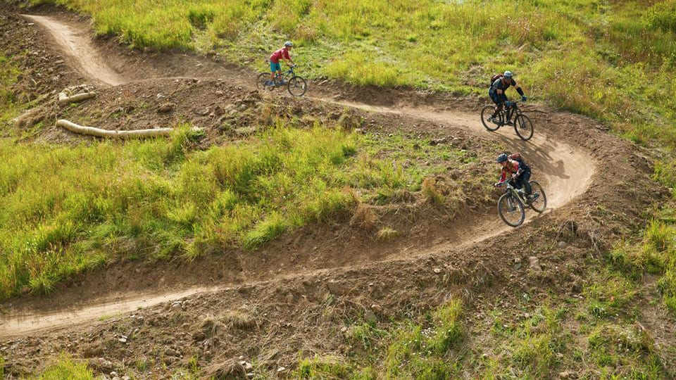Purgatory Bike Park Downhill Dirt Singletrack