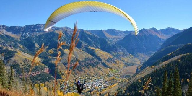 Telluride Paragliding Colorado