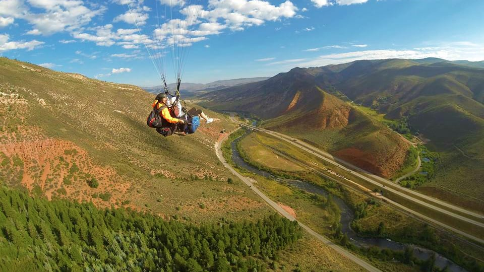 Vail Valley Paragliding