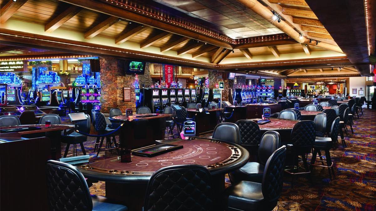 Ameristar Casino Slots Table Games Black Hawk Colorado