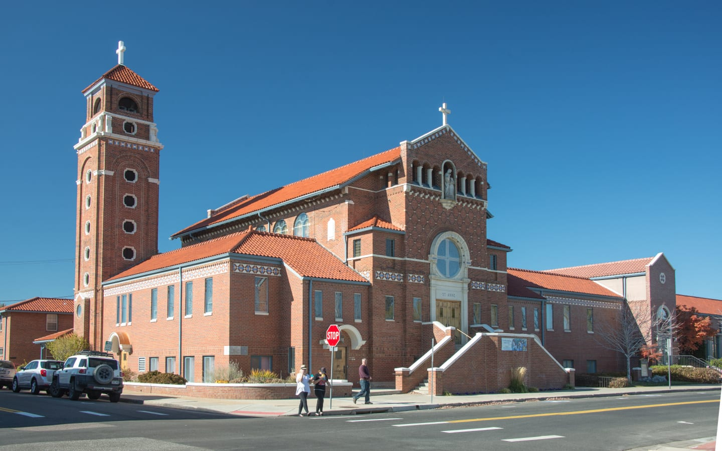 Saint Anne's Catholic Church Arvada Colorado