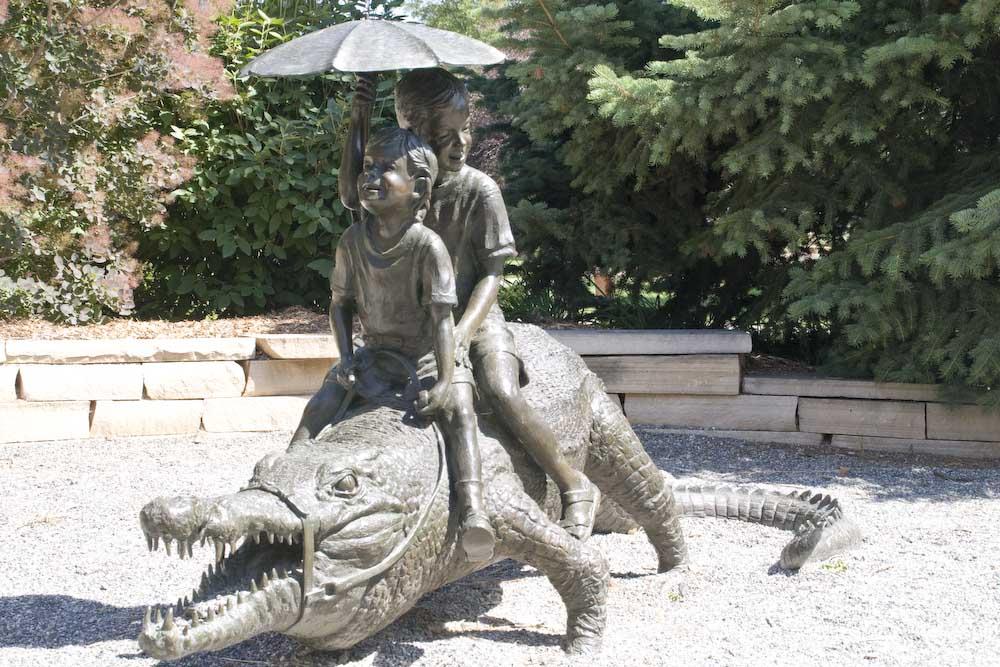 Benson Park Sculpture Garden