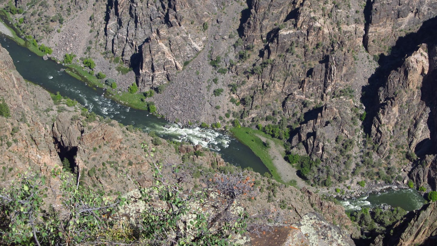 Gunnison River Black Canyon of the Gunnison