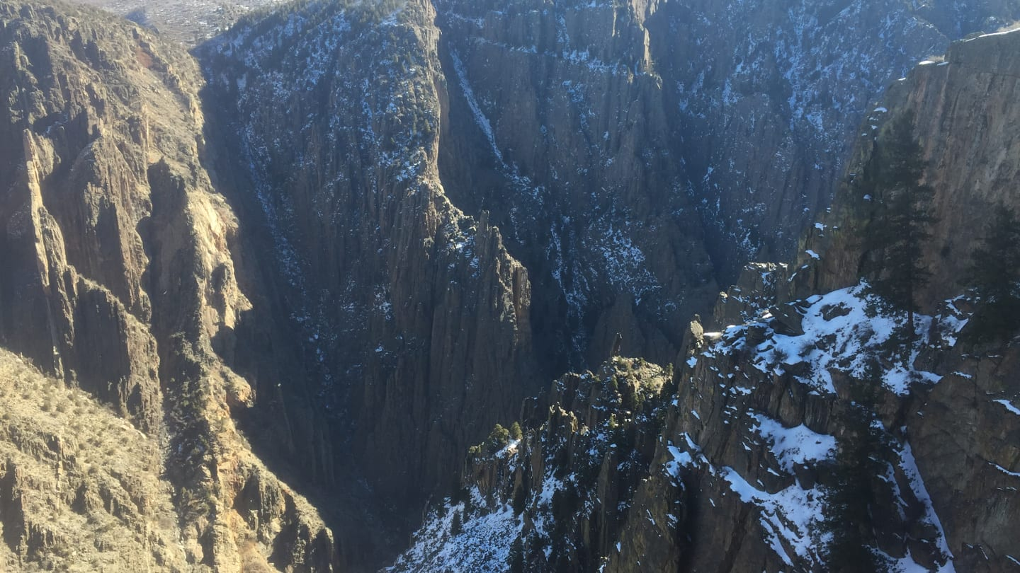 Black Canyon of the Gunnison Shade