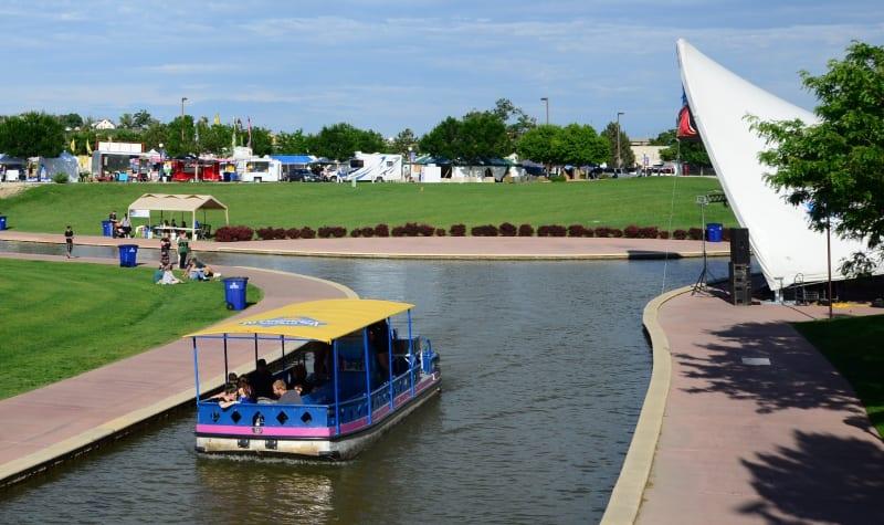 Boats, Bands, Brews Boat Ride Pueblo