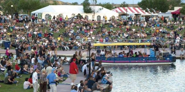 Boats, Bands, Brews Festival Pueblo Colorado