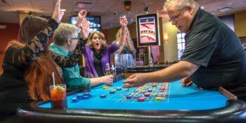 Century Casino Central City Roulette Table