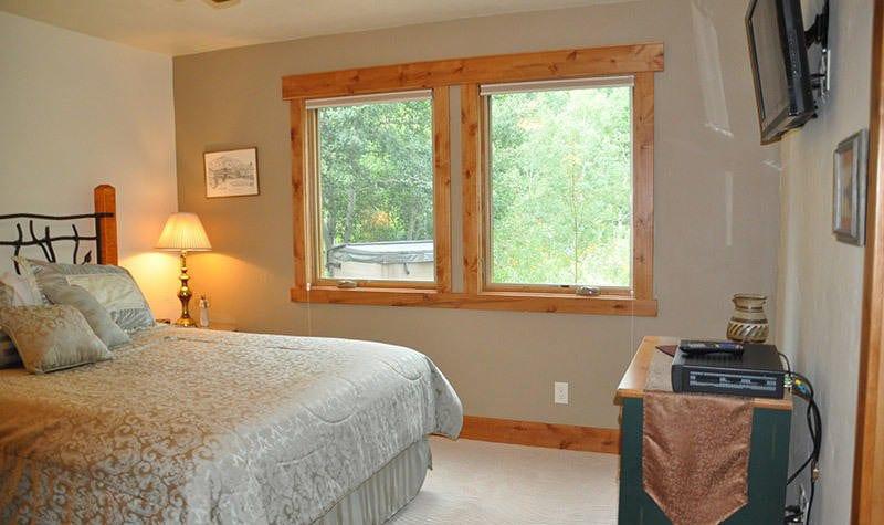 Chalet Val D'Isere Bedroom Steamboat Springs