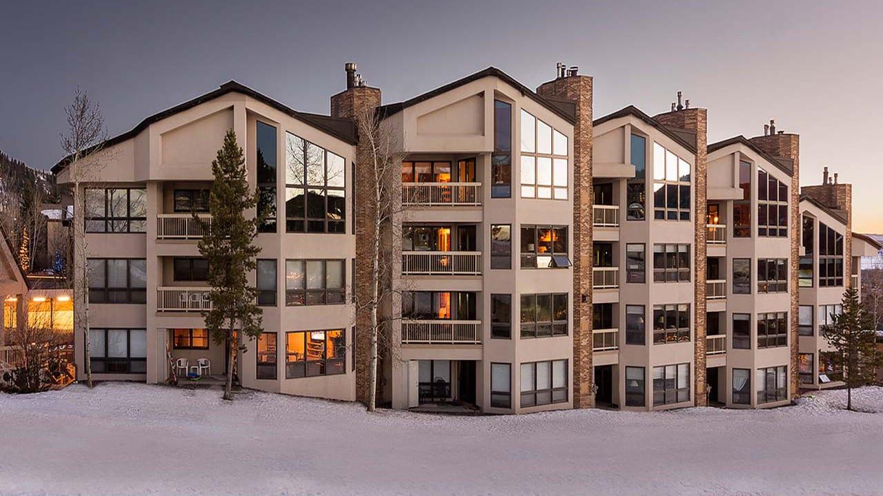 Chateau Chamonix Ski In Ski out Hotel Steamboat Springs