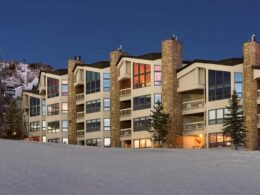 Chateau Chamonix Steamboat Springs Colorado