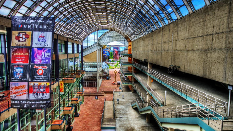 Denver Performing Arts Complex Colorado