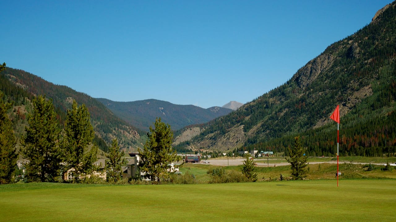 Colorado Golfing at Copper Creek Golf Course