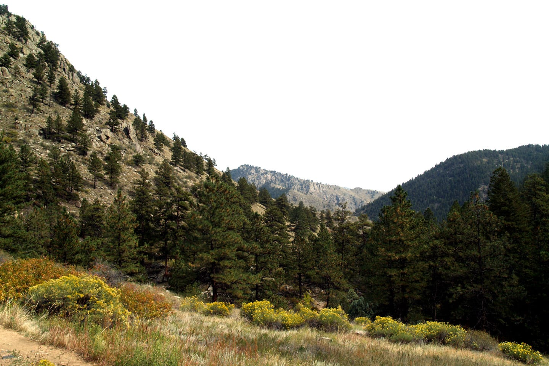 Greyrock Trail Poudre Canyon Colorado