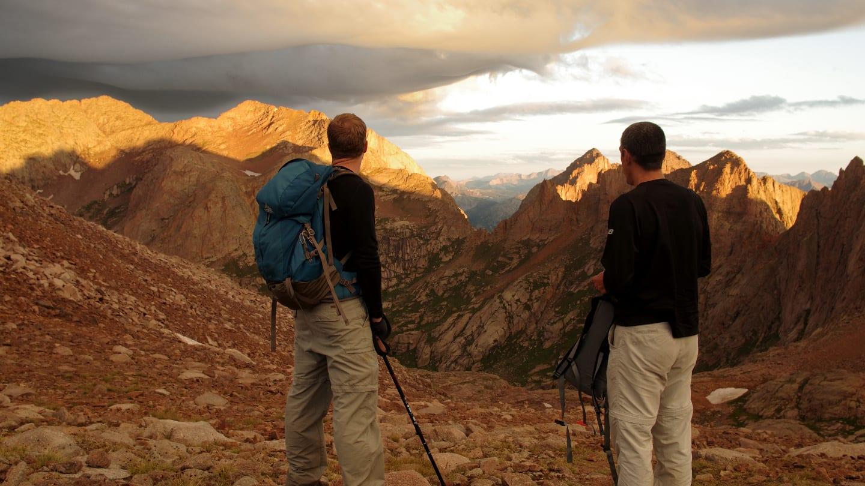 Hiking Chicago Basin Fourteener Colorado