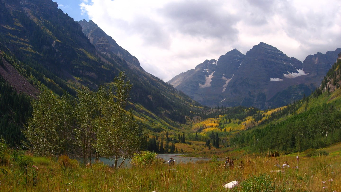 Hiking Pyramid Peak Maroon Bells Aspen