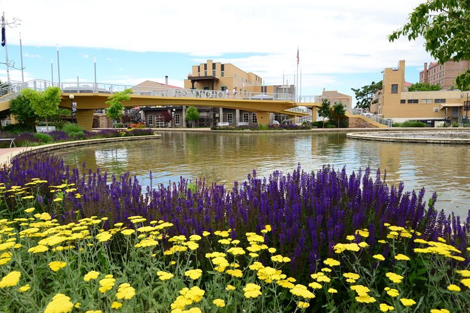 Historic Arkansas Riverwalk Pueblo Colorado