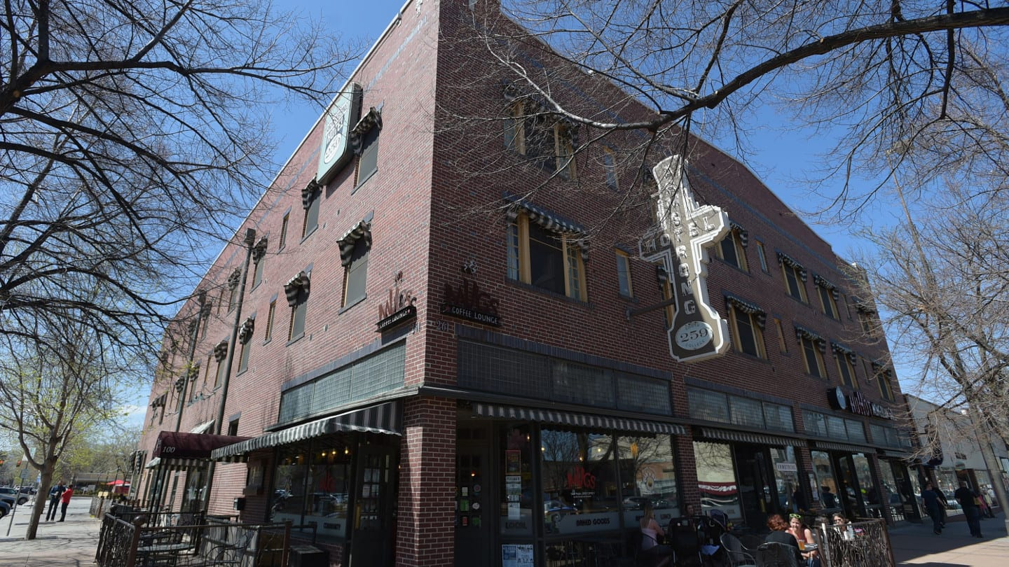 Historic Armstrong Hotel Fort Collins