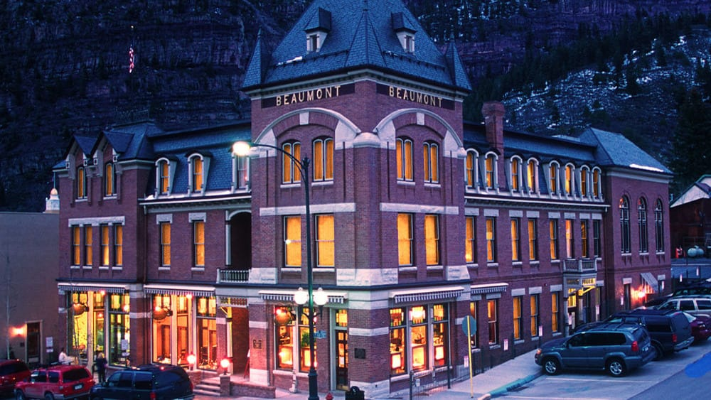 Historic Beaumont Hotel Ouray