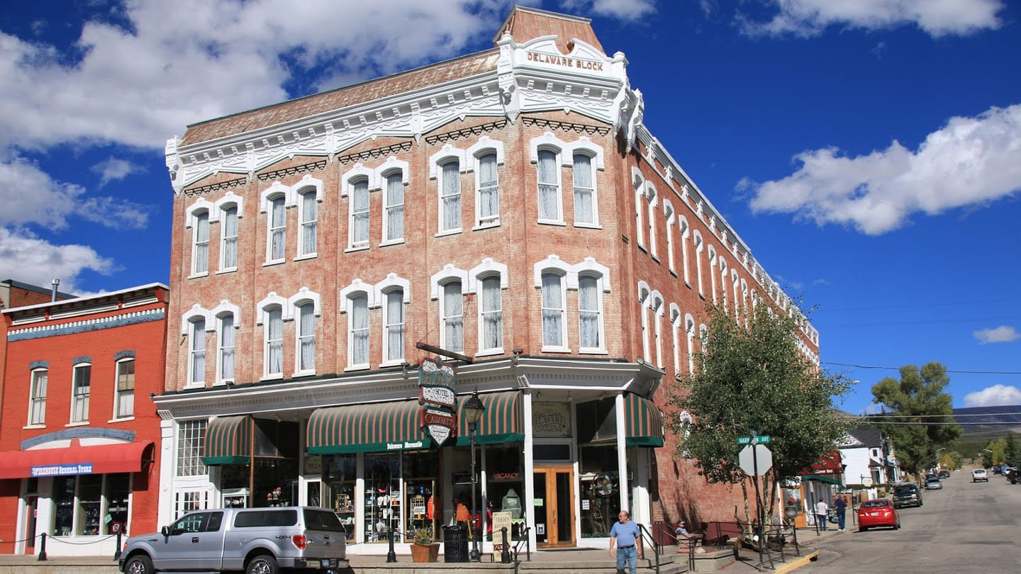 Historic Delaware Hotel Leadville