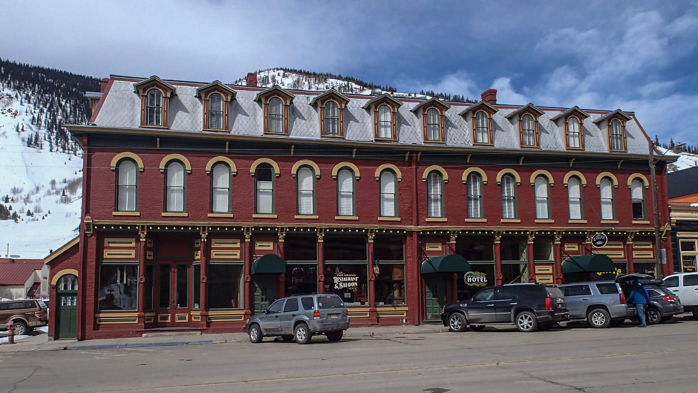 Historic Grand Imperial Hotel Silverton