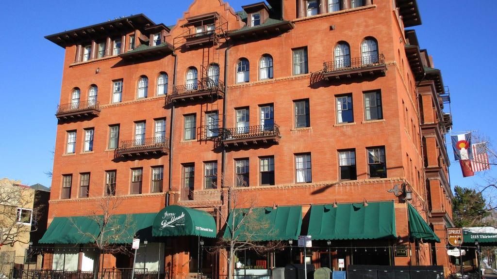 Historic Hotel Boulderado Boulder