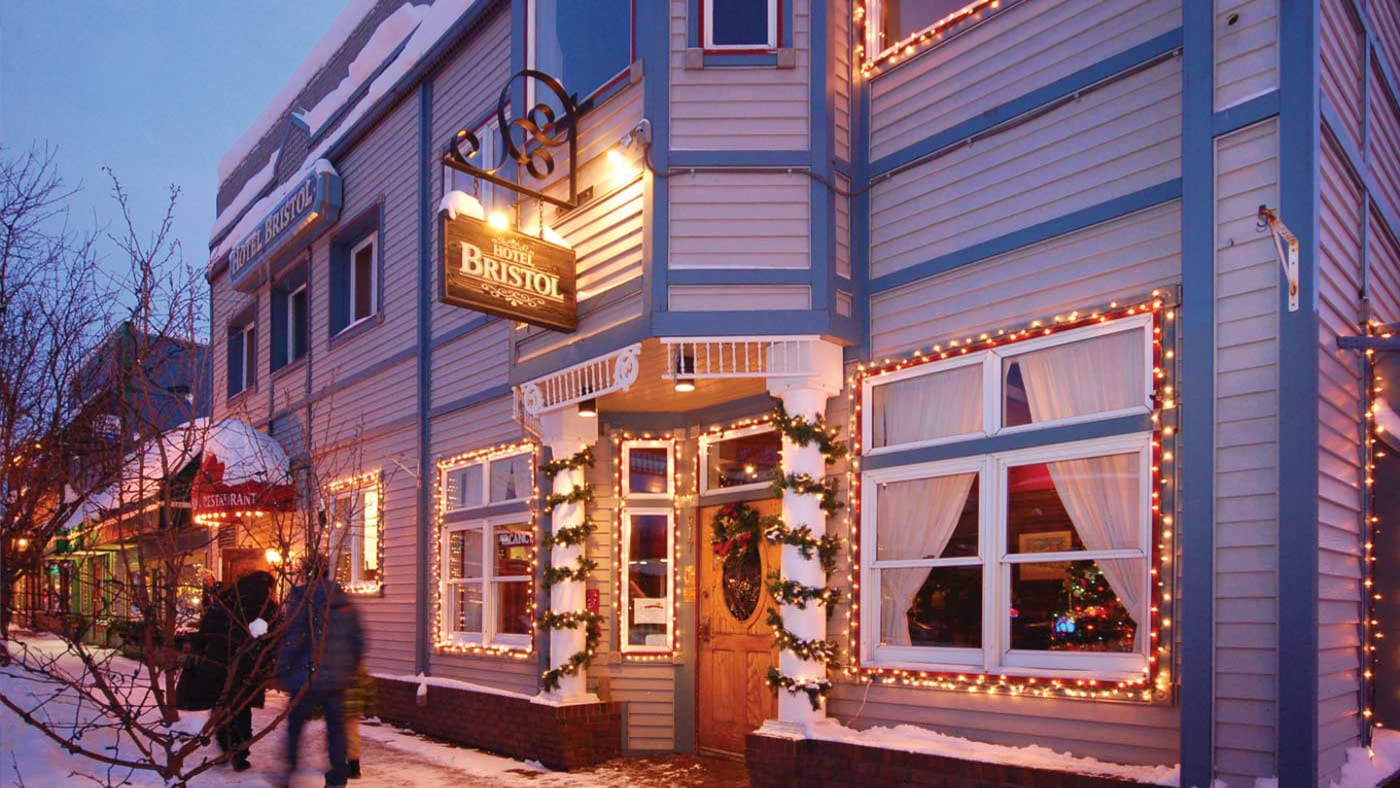 Historic Hotel Bristol Steamboat Springs