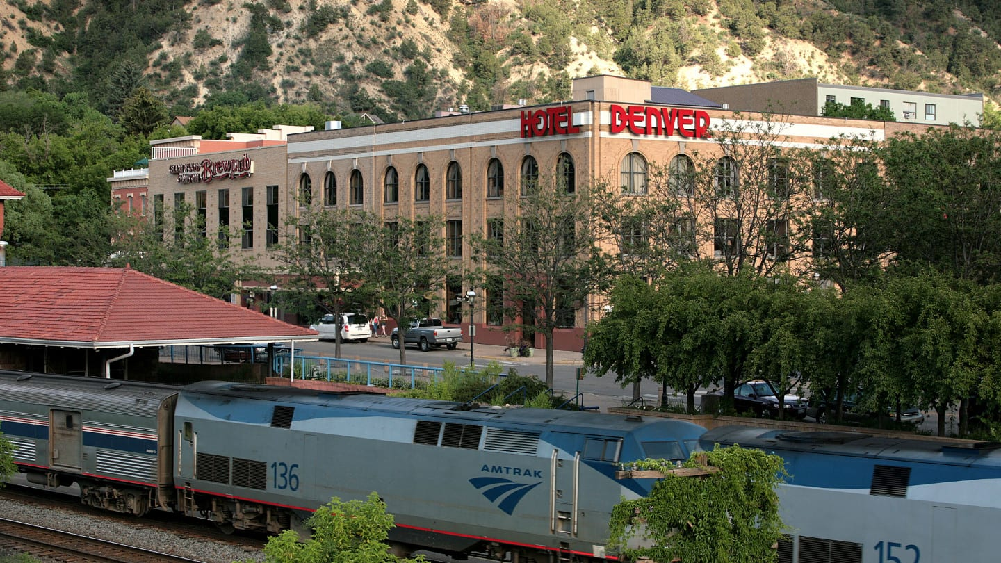 Historic Hotel Denver Glenwood Springs