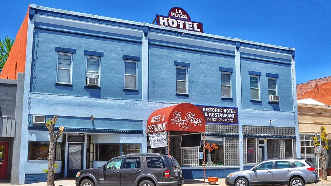 Historic La Plaza Inn Walsenburg