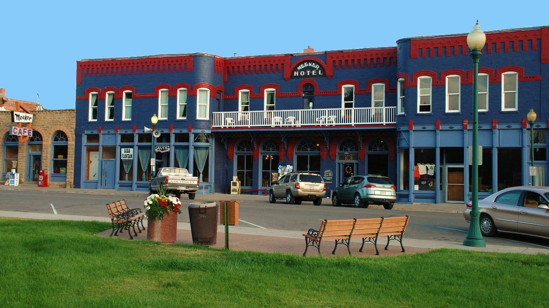 Historic Meeker Hotel Meeker Colorado