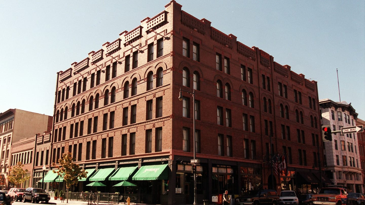 Historic Oxford Hotel Denver