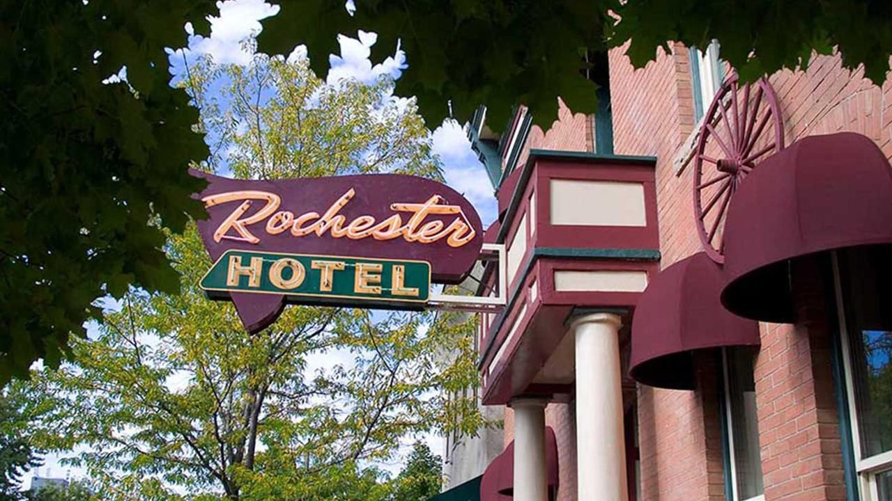 Historic Rochester Hotel Durango