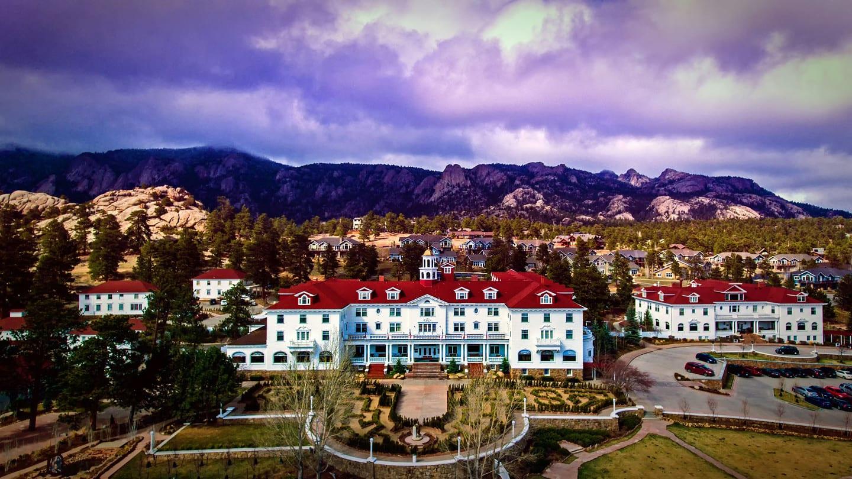 Historic Stanley Hotel Estes Park