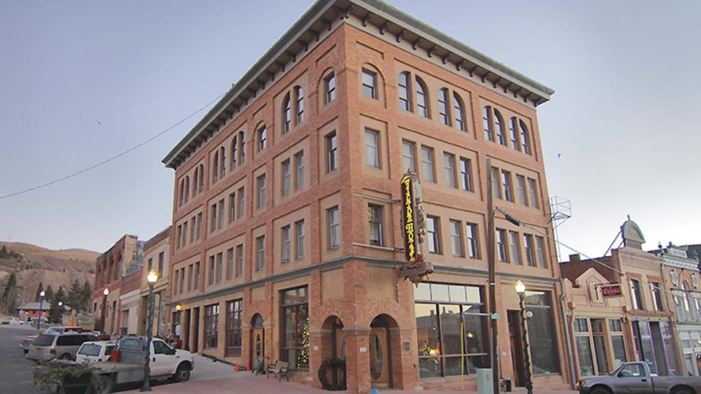 Historic Victor Hotel Colorado