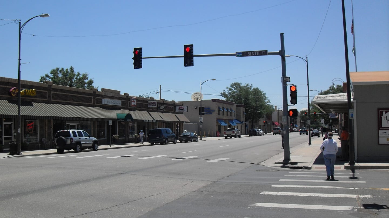 Downtown Loveland Colorado