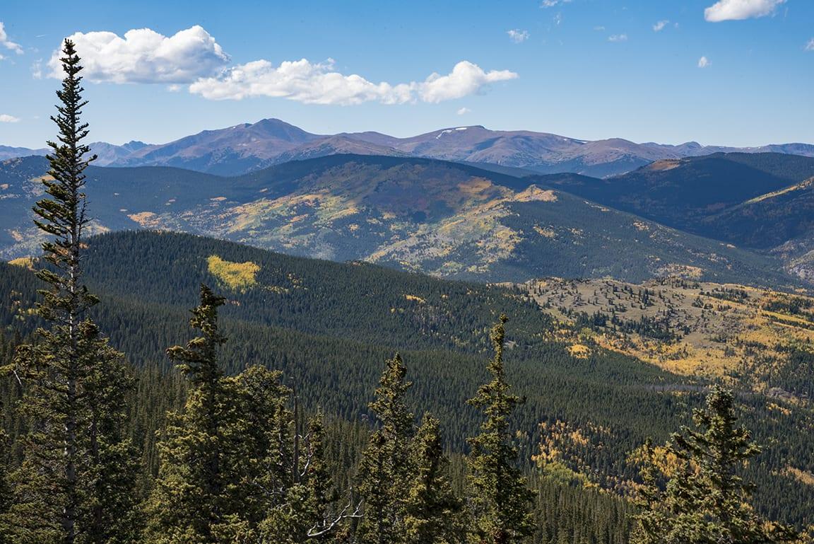 Mount Evans Wilderness Colorado