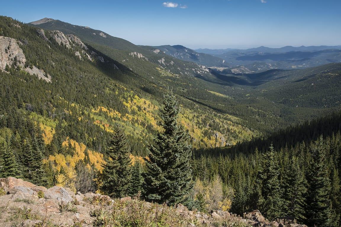 Mount Evans National Wilderness Area Colorado