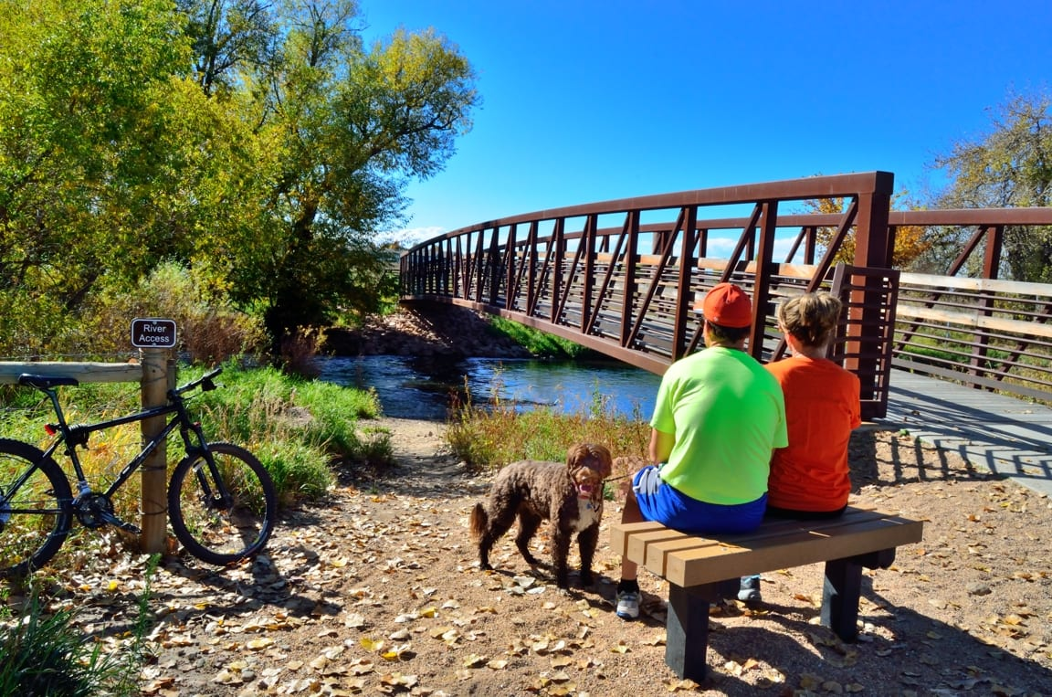 Poudre River Trail Dog River Bluffs Open Space