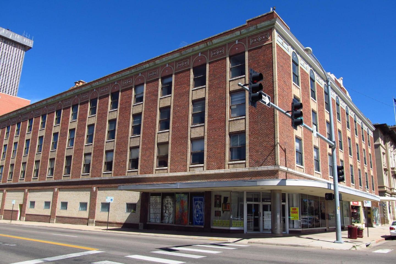 Downtown Pueblo Colorado Building