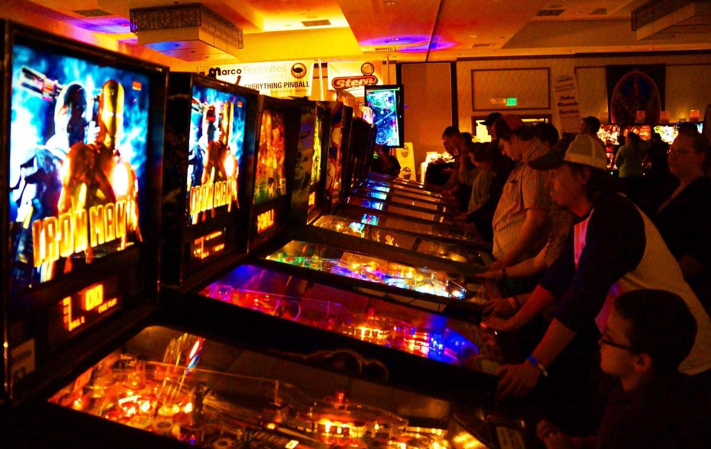 Rocky Mountain Pinball Showdown Gamers