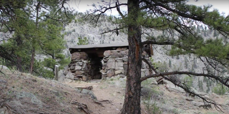 Round Mountain Trail Scenic Point Overlook